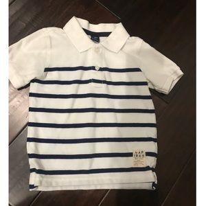 Baby Gap Toddler Boy's Striped Polo